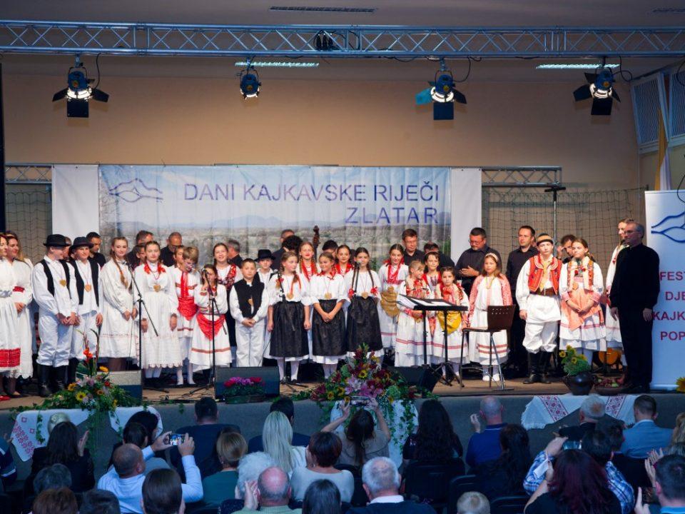 S Festivala dječje kajkavske popevke
